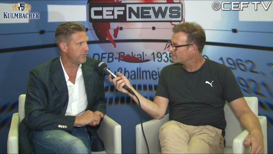 Club Talk mit Martin Driller